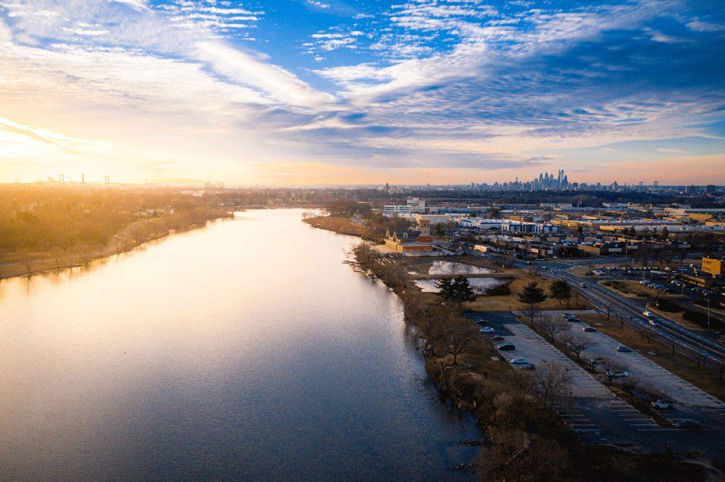 Cooper River NJ
